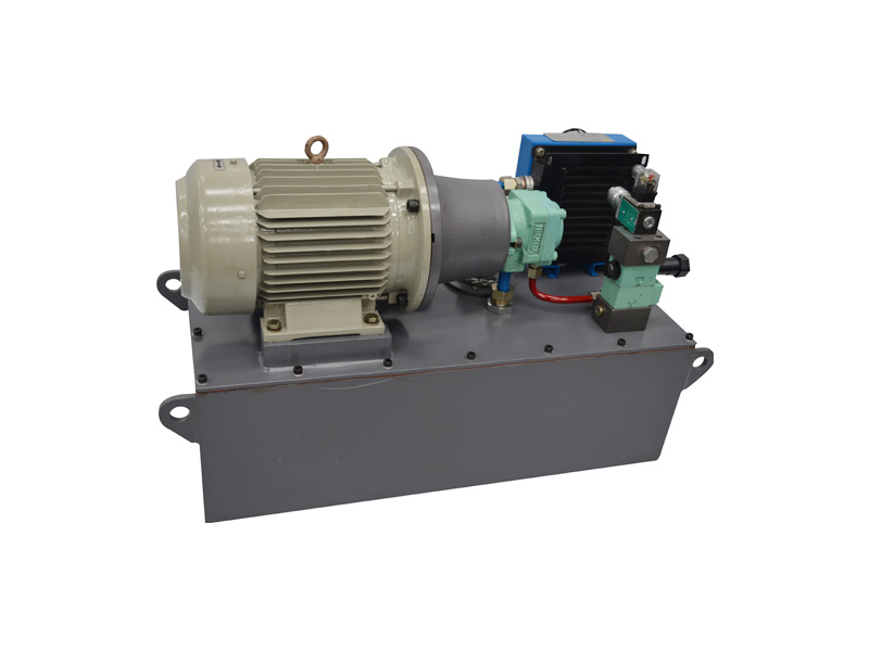 10 HP High flow, Air oil cooler